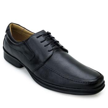 Sapato Social Rafarillo Soft Comfort RF21-9212 Preto TAM 44 ao 48