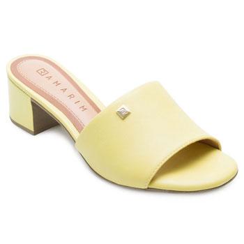 Tamanco Ramarim RM21-206221 Amarelo