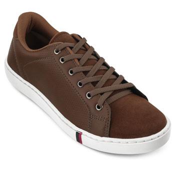 Sapatênis Strikwear ST18-312A Caramelo