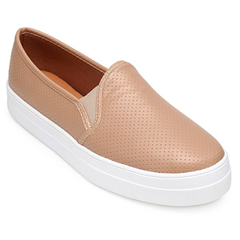 Slip On Sense Way LD19-1260 Nude TAM 40 ao 44