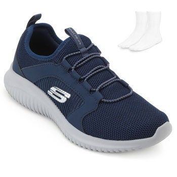 Tênis Skechers Flection Myogram SK19-999569 Marinho