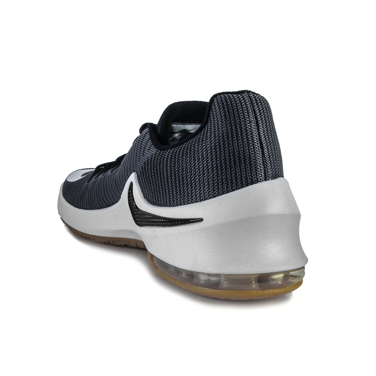 c8a8bb1dec Tênis Nike Air Max Infuriate 2 Low NK18 Carbono-Branco TAM 44 ao 48 ...