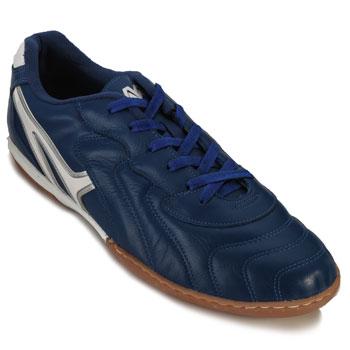 Chuteira Futsal Mathaus MT18-352.069 Azul-Branco TAM 44 ao 48