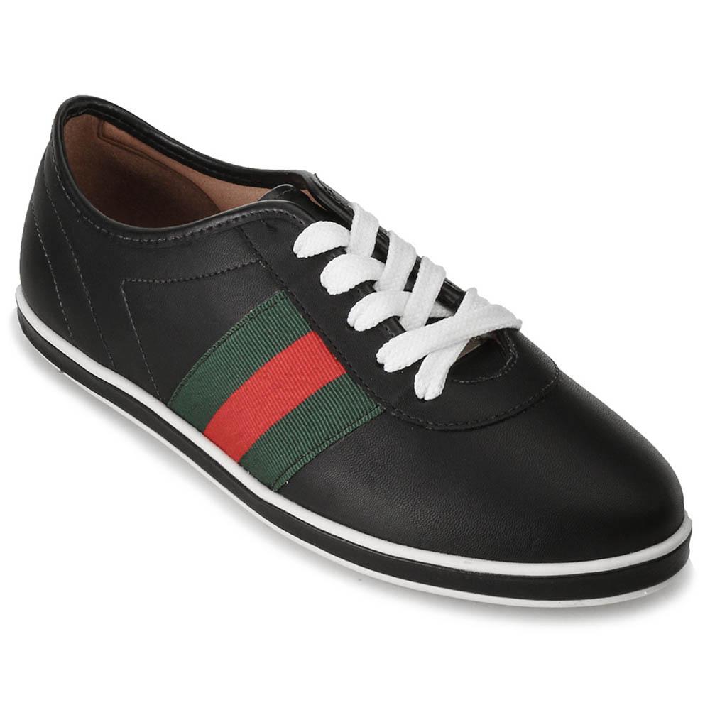 412b219429 Tênis Vizzano VZ18-1233313 Preto-Verde-Vermelho