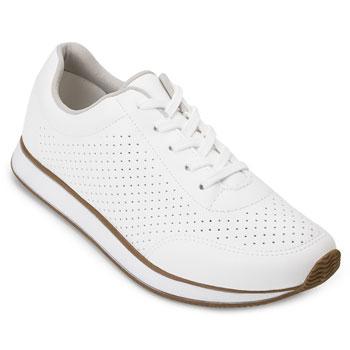 Tênis Jogging Via Marte 1716501 Branco