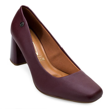 Sapato Scarpin Vizzano VZ21-1348100 Vinho
