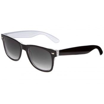 Óculos Ray Flector Hertford Underground W2132CO Preto-Branco