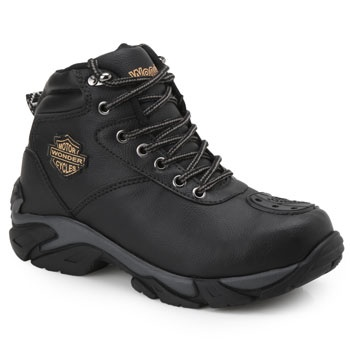 Bota Adventure Motorcycle Wonder WO19-1050CO Preto