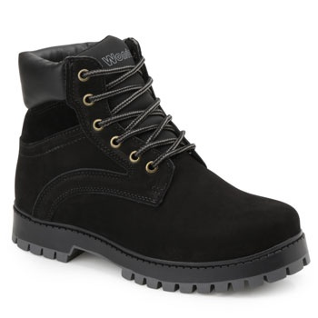 Bota Adventure Wonder WO19-1120CO Preto