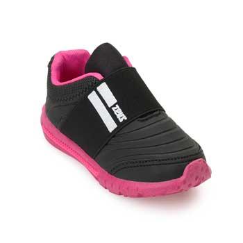 Tênis Zeus Kids Baby ZK20-13ZX Pink-Preto-Pink