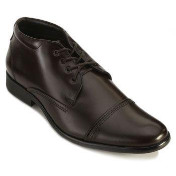 Sapato Democrata DC18-118102 Café