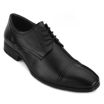 Sapato Jota Pe JP18-70655 Preto TAM 44 ao 48