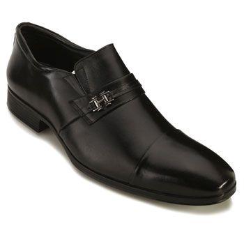 Sapato Jota Pe JP18-70675 Preto TAM 44 ao 48