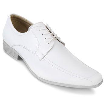 Sapato Masculino Jota Pe 13156 Branco