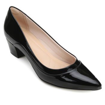 Scarpin Lady Queen AM18-41004-1150027 Preto TAM 40 ao 44