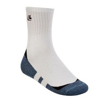 Meia Lupo Sport 3290 Branco-Azul-Preto TAM 45 ao 48