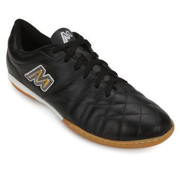 Chuteira Futsal Mathaus MT18-100069 Preto TAM 44 ao 48