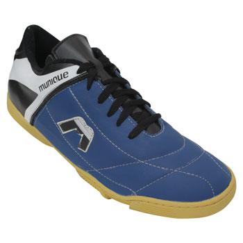 Chuteira Futsal Munique Astro 621 Azul Marinho TAM 44 ao 48