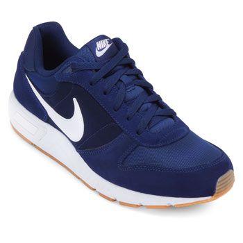 Tênis Nike Nightgazer Marinho-Branco TAM 44 ao 48