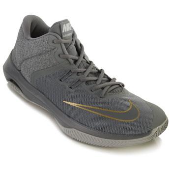 Tênis Nike Air Versitile II NK18 Cinza-Ouro TAM 44 ao 48