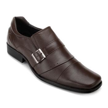 Sapato Parello Masculino 4001 Café TAM 44 ao 50