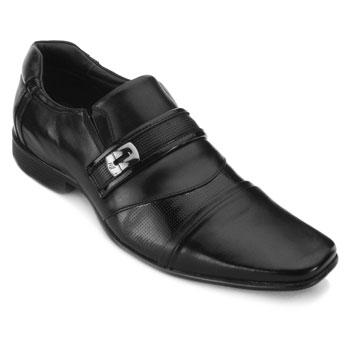 Sapato Rafarillo RF18-14006 Preto TAM 44 ao 48