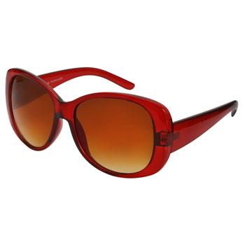Óculos Ray Flector Buckingham 251CO Vermelho