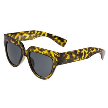 Óculos Ray Flector Buckingham VTG563CO Tortuga Preto
