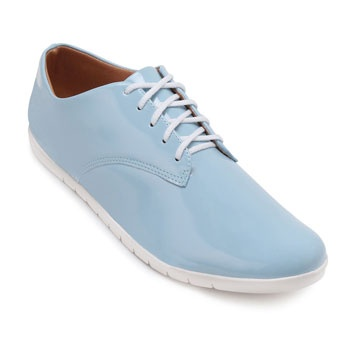 Sapato Oxford Sense Joy AN18-AM1902 Azul TAM 40 ao 44