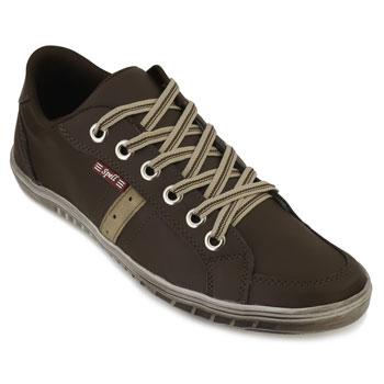 Sapatênis Spell Shoes SP18-1003 Café-Bege
