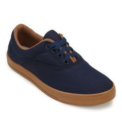 Tênis Mont Car Mark Shoes MH18-300 Crepe-Marinho