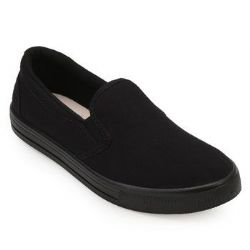 Tênis Iate Mark Shoes MH18-100 Preto-Colegial