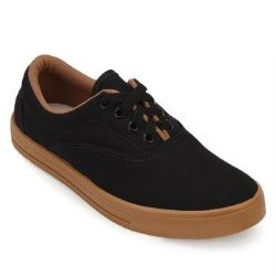 Tênis Mont Car Mark Shoes MH18-300 Crepe-Preto