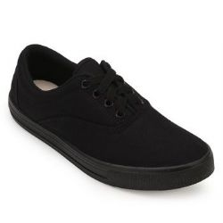 Tênis Mont Car Mark Shoes MH18-300 Preto Colegial