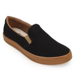 Tênis Iate Mark Shoes MH18-100 Crepe-Preto