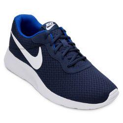 Tênis Nike Tanjun NK19 Marinho-Branco TAM 44 ao 48